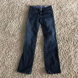 Gap girls jeans
